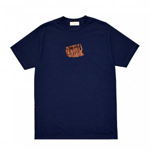 <img class='new_mark_img1' src='https://img.shop-pro.jp/img/new/icons5.gif' style='border:none;display:inline;margin:0px;padding:0px;width:auto;' />HORRIBLE'S MEMO T-SHIRT / NAVY (ホリブルズ Tシャツ)