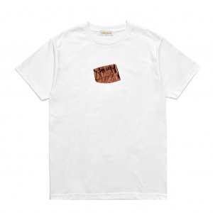 <img class='new_mark_img1' src='https://img.shop-pro.jp/img/new/icons5.gif' style='border:none;display:inline;margin:0px;padding:0px;width:auto;' />HORRIBLE'S MEMO T-SHIRT / WHITE (ホリブルズ Tシャツ)