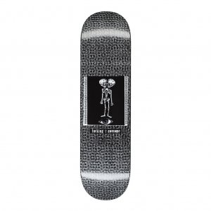 <img class='new_mark_img1' src='https://img.shop-pro.jp/img/new/icons5.gif' style='border:none;display:inline;margin:0px;padding:0px;width:auto;' />FUCKING AWESOME TWIN SKULL BABY DECK / 8.0×31.66 (ファッキンオーサム スケートデッキ)