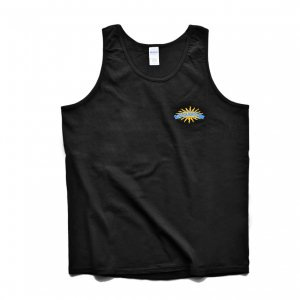 <img class='new_mark_img1' src='https://img.shop-pro.jp/img/new/icons5.gif' style='border:none;display:inline;margin:0px;padding:0px;width:auto;' />DAY LIQUOR STORE SUN TANK TOP / NAVY (デイリカーストアー タンクトップ)