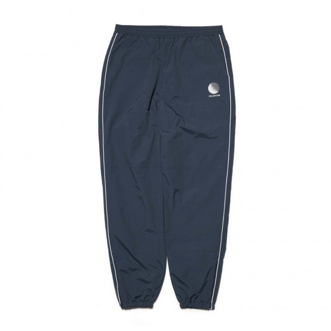 <img class='new_mark_img1' src='https://img.shop-pro.jp/img/new/icons5.gif' style='border:none;display:inline;margin:0px;padding:0px;width:auto;' />HELLRAZOR LOGO NYLON PANTS / NAVY (ヘルレイザー ナイロン パンツ)