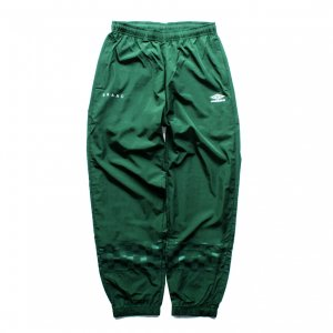 <img class='new_mark_img1' src='https://img.shop-pro.jp/img/new/icons5.gif' style='border:none;display:inline;margin:0px;padding:0px;width:auto;' />GRAND COLLECTION X Umbro Pants / FOREST (グランドコレクション アンブロ/ナイロンパンツ)