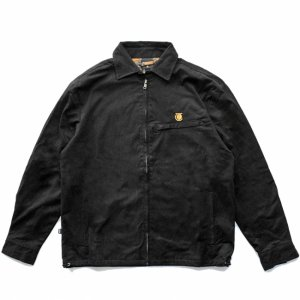 <img class='new_mark_img1' src='https://img.shop-pro.jp/img/new/icons5.gif' style='border:none;display:inline;margin:0px;padding:0px;width:auto;' />THEORIES LANTERN CLUB JACKET / BLACK(セオリーズ クラブジャケット)