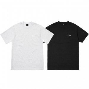 <img class='new_mark_img1' src='https://img.shop-pro.jp/img/new/icons5.gif' style='border:none;display:inline;margin:0px;padding:0px;width:auto;' />DIME CLASSIC SMALL LOGO T-SHIRT / (ダイム Tシャツ / 半袖)