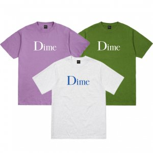 <img class='new_mark_img1' src='https://img.shop-pro.jp/img/new/icons5.gif' style='border:none;display:inline;margin:0px;padding:0px;width:auto;' />DIME CLASSIC LOGO T-SHIRT (ダイム Tシャツ / 半袖)