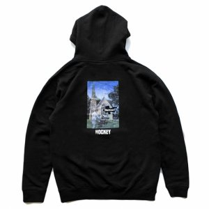 <img class='new_mark_img1' src='https://img.shop-pro.jp/img/new/icons5.gif' style='border:none;display:inline;margin:0px;padding:0px;width:auto;' />HOCKEY HELLHOLE HOODIE / BLACK (ホッキー パーカー/スウェット)