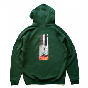 <img class='new_mark_img1' src='https://img.shop-pro.jp/img/new/icons5.gif' style='border:none;display:inline;margin:0px;padding:0px;width:auto;' />HOCKEY TUNABOY HOODIE / ALPINE GREEN (ホッキー パーカー/スウェット)