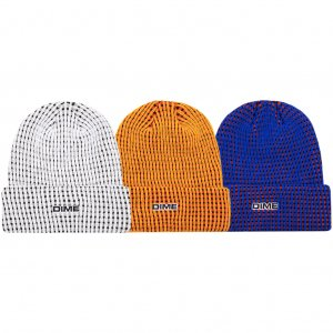 <img class='new_mark_img1' src='https://img.shop-pro.jp/img/new/icons5.gif' style='border:none;display:inline;margin:0px;padding:0px;width:auto;' />DIME LASER BEANIE / (ダイム ニットキャップ / ビーニー)