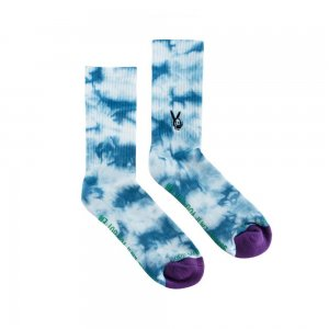 <img class='new_mark_img1' src='https://img.shop-pro.jp/img/new/icons5.gif' style='border:none;display:inline;margin:0px;padding:0px;width:auto;' />Good Worth & Co. SMOKE'EM SOCKS / TYE DYE (グッドワース ソックス/アパレル)
