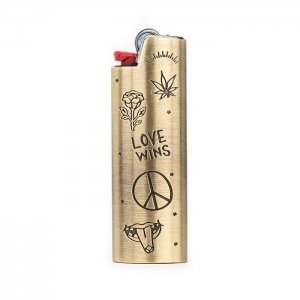 <img class='new_mark_img1' src='https://img.shop-pro.jp/img/new/icons55.gif' style='border:none;display:inline;margin:0px;padding:0px;width:auto;' />Good Worth&Co LOVERS LIGHTER CASE - LARGE (アクセサリー ライターケース/アクセサリー)
