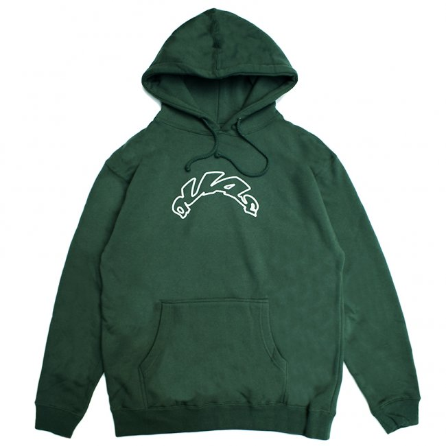 <img class='new_mark_img1' src='https://img.shop-pro.jp/img/new/icons5.gif' style='border:none;display:inline;margin:0px;padding:0px;width:auto;' />QUASI SCREW HOODIE / FOREST GREEN (クアジ パーカー フーディー)