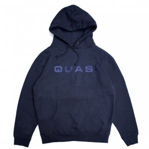 <img class='new_mark_img1' src='https://img.shop-pro.jp/img/new/icons5.gif' style='border:none;display:inline;margin:0px;padding:0px;width:auto;' />QUASI EURO HOODIE / NAVY (クアジ パーカー フーディー)