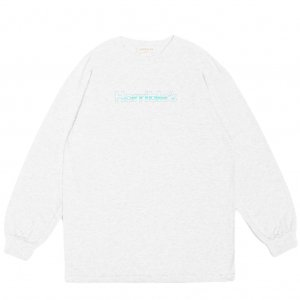 <img class='new_mark_img1' src='https://img.shop-pro.jp/img/new/icons5.gif' style='border:none;display:inline;margin:0px;padding:0px;width:auto;' />HORRIBLE'S MASTER L/S T-SHIRT / ASH (ホリブルズ 長袖 /ロングスリーブ Tシャツ)