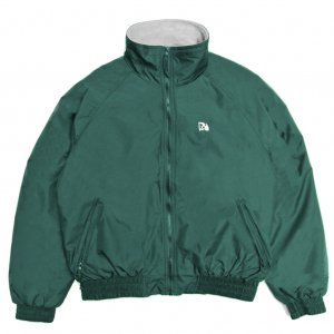 <img class='new_mark_img1' src='https://img.shop-pro.jp/img/new/icons5.gif' style='border:none;display:inline;margin:0px;padding:0px;width:auto;' />HORRIBLE'S CRY FACE NYLON FLEECE JACKET / FOREST GREEN (ホリブルズ ナイロン フリース ジャケット)