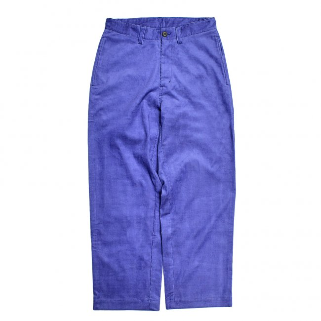 <img class='new_mark_img1' src='https://img.shop-pro.jp/img/new/icons5.gif' style='border:none;display:inline;margin:0px;padding:0px;width:auto;' />SAYHELLO WORK CORDUROY PANTS WIDE-FIT / LIGHT INDIGO (セイハロー ワークコーデュロイパンツ)