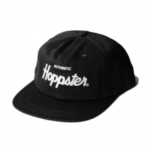 <img class='new_mark_img1' src='https://img.shop-pro.jp/img/new/icons5.gif' style='border:none;display:inline;margin:0px;padding:0px;width:auto;' />HOPPS HOPPSTER SNAPBACK CAP / BLACK (ホップス キャップ)