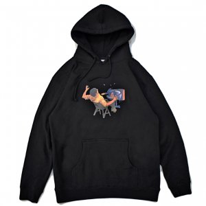 <img class='new_mark_img1' src='https://img.shop-pro.jp/img/new/icons5.gif' style='border:none;display:inline;margin:0px;padding:0px;width:auto;' />HOCKEY ULTRAVIOLENCE HOODIE / BLACK (ホッキー パーカー/スウェット)