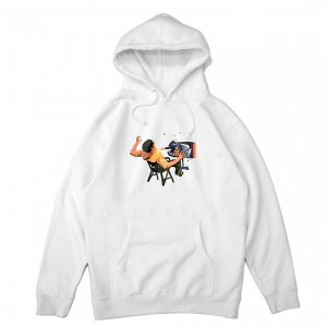 <img class='new_mark_img1' src='https://img.shop-pro.jp/img/new/icons5.gif' style='border:none;display:inline;margin:0px;padding:0px;width:auto;' />HOCKEY ULTRAVIOLENCE HOODIE / WHITE (ホッキー パーカー/スウェット)