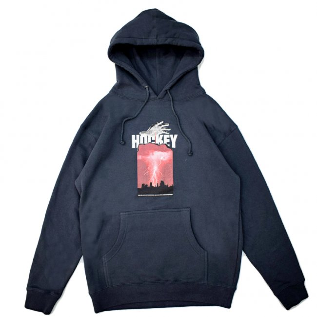 <img class='new_mark_img1' src='https://img.shop-pro.jp/img/new/icons5.gif' style='border:none;display:inline;margin:0px;padding:0px;width:auto;' />HOCKEY SIDE TWO HOODIE / NAVY (ホッキー パーカー/スウェット)