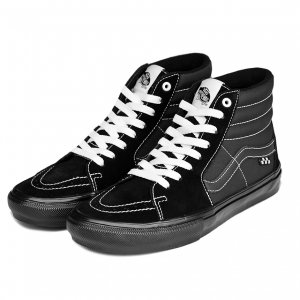 <img class='new_mark_img1' src='https://img.shop-pro.jp/img/new/icons5.gif' style='border:none;display:inline;margin:0px;padding:0px;width:auto;' />VANS SKATE SK8-HI / BLACK(バンズ/ヴァンズ スケートハイ スニーカー)
