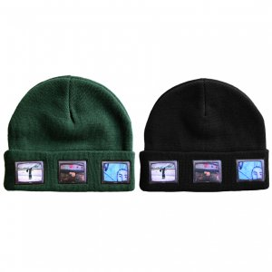 <img class='new_mark_img1' src='https://img.shop-pro.jp/img/new/icons5.gif' style='border:none;display:inline;margin:0px;padding:0px;width:auto;' />HOCKEY SCREENS BEANIE / (ホッキー ビーニー/ニットキャップ)