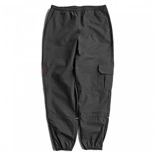 <img class='new_mark_img1' src='https://img.shop-pro.jp/img/new/icons5.gif' style='border:none;display:inline;margin:0px;padding:0px;width:auto;' />HELLRAZOR DISASTER NYLON PANTS / BLACK (ヘルレイザー ナイロン パンツ)