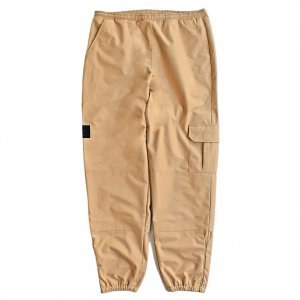 <img class='new_mark_img1' src='https://img.shop-pro.jp/img/new/icons5.gif' style='border:none;display:inline;margin:0px;padding:0px;width:auto;' />HELLRAZOR DISASTER NYLON PANTS / BEIGE (ヘルレイザー ナイロン パンツ)