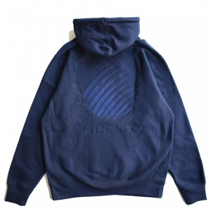 <img class='new_mark_img1' src='https://img.shop-pro.jp/img/new/icons5.gif' style='border:none;display:inline;margin:0px;padding:0px;width:auto;' />HELLRAZOR EMB LOGO HOODIE / NAVY (ヘルレイザー パーカー/フーディ)