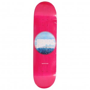 <img class='new_mark_img1' src='https://img.shop-pro.jp/img/new/icons5.gif' style='border:none;display:inline;margin:0px;padding:0px;width:auto;' />HOPPS Skateboards SUN LOGO CITY Deck / 8.25