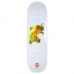 <img class='new_mark_img1' src='https://img.shop-pro.jp/img/new/icons5.gif' style='border:none;display:inline;margin:0px;padding:0px;width:auto;' />HOPPS Skateboards SPIRIT GUIDE 2/3 Deck / 8.125