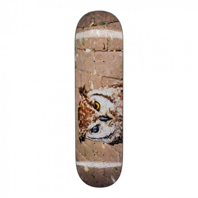 <img class='new_mark_img1' src='https://img.shop-pro.jp/img/new/icons5.gif' style='border:none;display:inline;margin:0px;padding:0px;width:auto;' />FUCKING AWESOME OWL PHOTO DECK - Jason Dill / 8.18 x 31.73