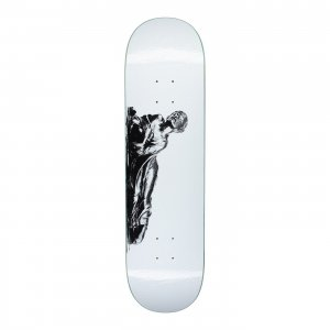 <img class='new_mark_img1' src='https://img.shop-pro.jp/img/new/icons5.gif' style='border:none;display:inline;margin:0px;padding:0px;width:auto;' />FUCKING AWESOME GINO STATUE DECK - Gino Iannucci / 8.25 x 31.79