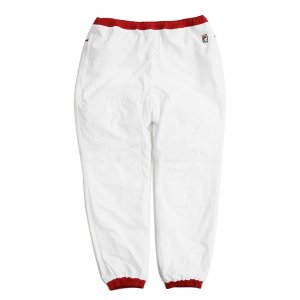 <img class='new_mark_img1' src='https://img.shop-pro.jp/img/new/icons5.gif' style='border:none;display:inline;margin:0px;padding:0px;width:auto;' />HELLRAZOR × FILA RUFF RIDE PANTS / WHITE (ヘルレイザー × フィラ / パンツ)