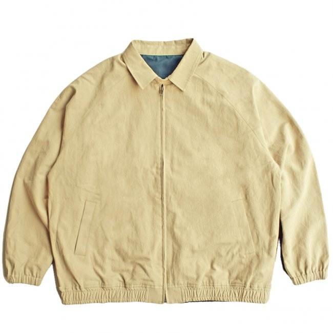 <img class='new_mark_img1' src='https://img.shop-pro.jp/img/new/icons5.gif' style='border:none;display:inline;margin:0px;padding:0px;width:auto;' />DAY LIQUOR STORE KEEP COOL DRIZZLER JACKET / BEIGE (デイリカーストアー ジャケット)