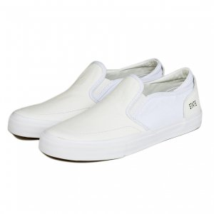 <img class='new_mark_img1' src='https://img.shop-pro.jp/img/new/icons5.gif' style='border:none;display:inline;margin:0px;padding:0px;width:auto;' />STATE FOOTWEAR KEYS BEN GORE X WHITE/WHITE / FULL GRAIN LEATHER (ステイト フットウエア スケートシューズ)