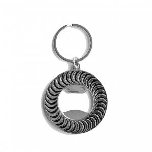 <img class='new_mark_img1' src='https://img.shop-pro.jp/img/new/icons5.gif' style='border:none;display:inline;margin:0px;padding:0px;width:auto;' />SPITFIRE CLASSIC SWIRL BOTTLE OPENER KEYCHAIN (スピットファイアー キーチェーン)