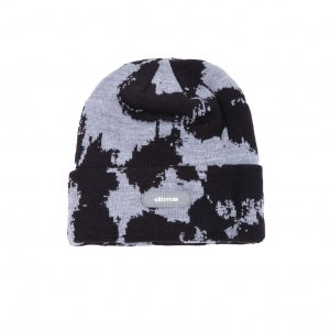 <img class='new_mark_img1' src='https://img.shop-pro.jp/img/new/icons5.gif' style='border:none;display:inline;margin:0px;padding:0px;width:auto;' />DIME SLY BEANIE / GREY (ダイム ニットキャップ / ビーニー)