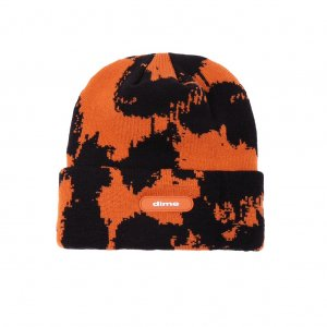 <img class='new_mark_img1' src='https://img.shop-pro.jp/img/new/icons5.gif' style='border:none;display:inline;margin:0px;padding:0px;width:auto;' />DIME SLY BEANIE / ORANGE (ダイム ニットキャップ / ビーニー)