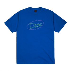 <img class='new_mark_img1' src='https://img.shop-pro.jp/img/new/icons5.gif' style='border:none;display:inline;margin:0px;padding:0px;width:auto;' />DIME DIMECAD T-SHIRT / COBALT (ダイム Tシャツ / 半袖)