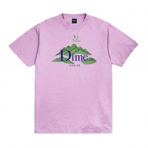 <img class='new_mark_img1' src='https://img.shop-pro.jp/img/new/icons5.gif' style='border:none;display:inline;margin:0px;padding:0px;width:auto;' />DIME PLEIN AIR T-SHIRT / LAVENDER (ダイム Tシャツ / 半袖)