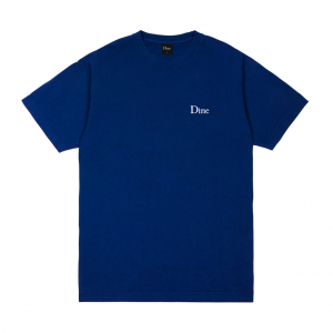 <img class='new_mark_img1' src='https://img.shop-pro.jp/img/new/icons5.gif' style='border:none;display:inline;margin:0px;padding:0px;width:auto;' />DIME CLASSIC SMALL LOGO T-SHIRT / NAVY (ダイム Tシャツ / 半袖)