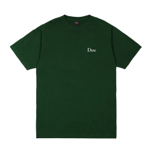 <img class='new_mark_img1' src='https://img.shop-pro.jp/img/new/icons5.gif' style='border:none;display:inline;margin:0px;padding:0px;width:auto;' />DIME CLASSIC SMALL LOGO T-SHIRT / FOREST (ダイム Tシャツ / 半袖)