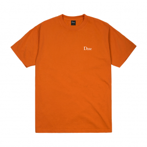 <img class='new_mark_img1' src='https://img.shop-pro.jp/img/new/icons5.gif' style='border:none;display:inline;margin:0px;padding:0px;width:auto;' />DIME CLASSIC SMALL LOGO T-SHIRT / BURNT ORANGE (ダイム Tシャツ / 半袖)