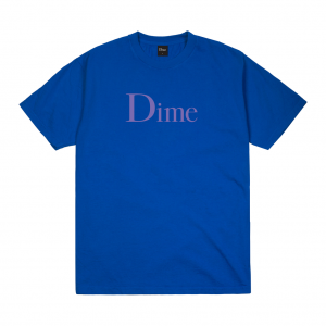 <img class='new_mark_img1' src='https://img.shop-pro.jp/img/new/icons5.gif' style='border:none;display:inline;margin:0px;padding:0px;width:auto;' />DIME CLASSIC T-SHIRT / COBALT (ダイム Tシャツ / 半袖)