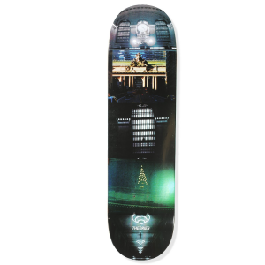 <img class='new_mark_img1' src='https://img.shop-pro.jp/img/new/icons5.gif' style='border:none;display:inline;margin:0px;padding:0px;width:auto;' />THEORIES 16MM GRAND CENTRAL SKATEBOARD Deck / 8.2