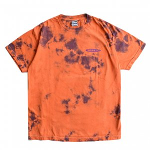 <img class='new_mark_img1' src='https://img.shop-pro.jp/img/new/icons5.gif' style='border:none;display:inline;margin:0px;padding:0px;width:auto;' />SAYHELLO OLD STYLE TIE-DYE TEE / ORANGE (セイハロー  Tシャツ)