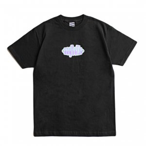<img class='new_mark_img1' src='https://img.shop-pro.jp/img/new/icons1.gif' style='border:none;display:inline;margin:0px;padding:0px;width:auto;' />SAYHELLO PULL LOGO TEE / BLACK (セイハロー / Tシャツ)
