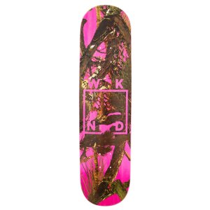 <img class='new_mark_img1' src='https://img.shop-pro.jp/img/new/icons5.gif' style='border:none;display:inline;margin:0px;padding:0px;width:auto;' />WKND CAMO LOGO DECK / 8.125(ウィークエンド スケートデッキ)