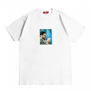 <img class='new_mark_img1' src='https://img.shop-pro.jp/img/new/icons5.gif' style='border:none;display:inline;margin:0px;padding:0px;width:auto;' />HELLRAZOR EVOCAR SHIRT / WHITE (ヘルレイザー Tシャツ)