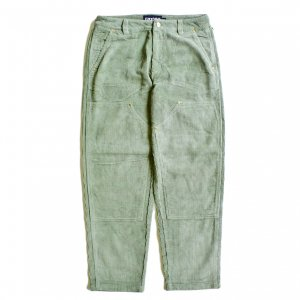 <img class='new_mark_img1' src='https://img.shop-pro.jp/img/new/icons5.gif' style='border:none;display:inline;margin:0px;padding:0px;width:auto;' />GX1000 CORDUROY PANT / SAGE (ジーエックスセン パンツ)